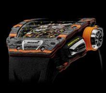 Richard Mille And McLaren. New RM 11-03 Timepiece