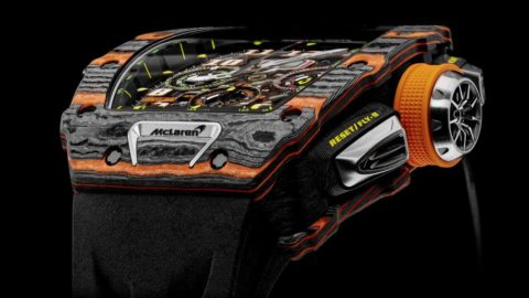 Richard Mille And McLaren. New RM 11-03 Timepiece