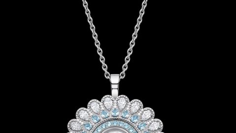 Marquise Time  by Harry Winston