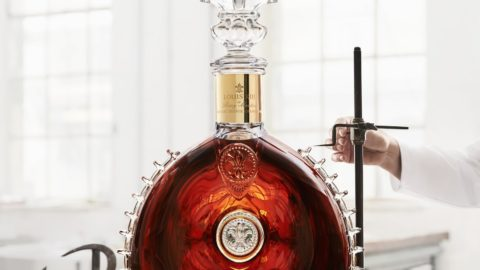 LOUIS XIII LE SALMANAZAR A Rare Collector's Item $450,000