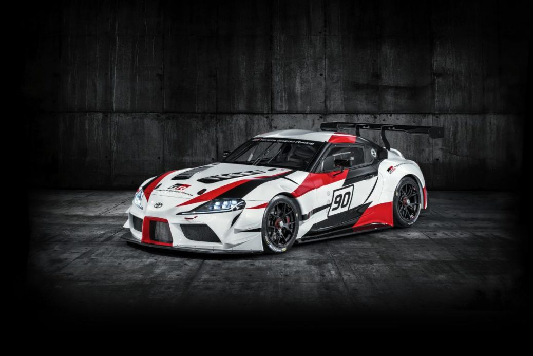 The GR Supra Racing Concept Made Its World Debut At The Geneva Motor Show,  Reviving The Name And Spirit Of The Most Celebrated Model In Toyotau0027s  Illustrious ...