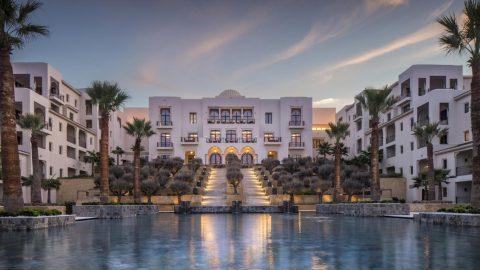A Luxurious Oasis On The Mediterranean Coast