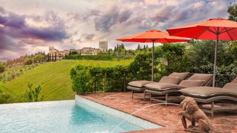 A Luxury Tuscan Experience