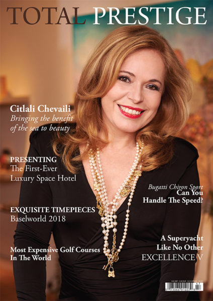 Totalprestige Magazine April Issue