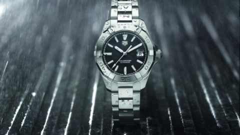 Aquaracer Lady Calibre 9 Automatic