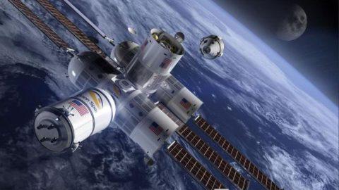 World's First Luxury Space Hotel: Aurora Station
