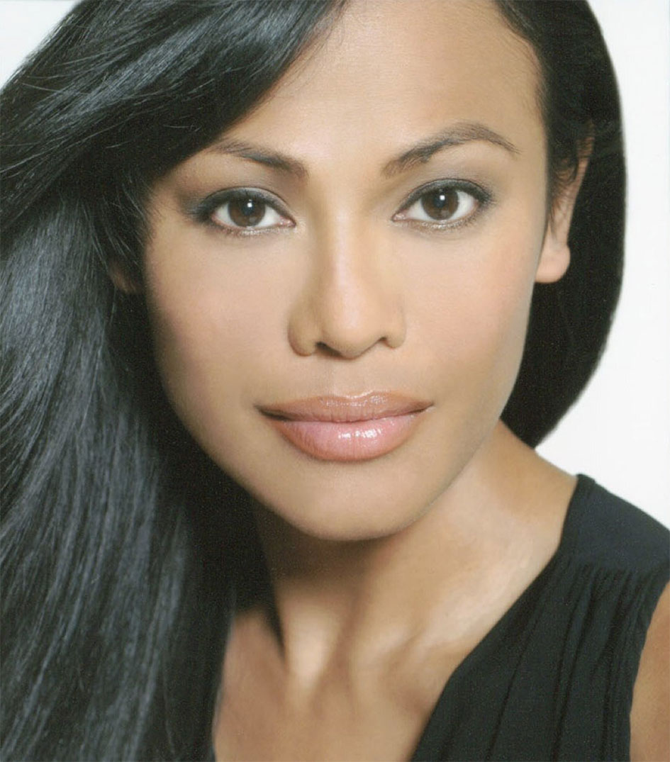 Cassandra Hepburn. Actress and Active Humanitarian