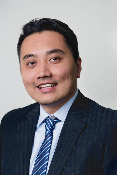 Bryan Ng. CEO and Co-founder of Nauticus