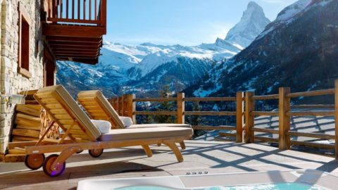 Best luxury chalets for a summer holiday in the Alps