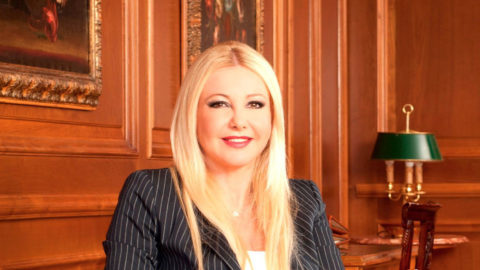 Lady Monika Bacardi. Film Producer & Co-founder of AMBI Productions. MONACO