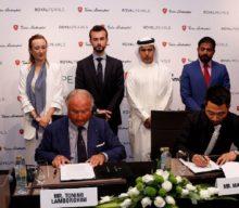 Multi-Million Dollar Deal. Oriental Pearls and Tonino Lamborghini Team Up to Design Upscale Dubai Estates