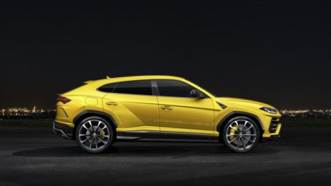 Lamborghini Urus. A Visionary Approach
