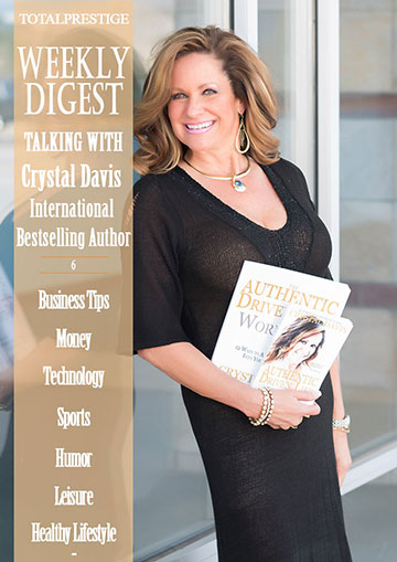 WEEKLY DIGEST - Crystal Davis