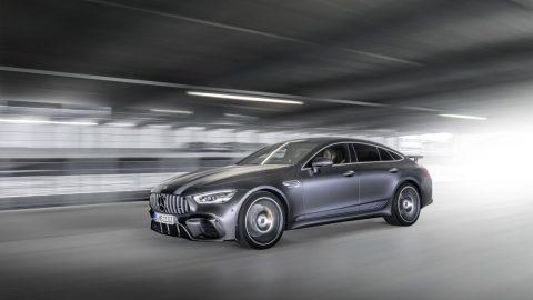 Mercedes-AMG GT 63 S 4MATIC