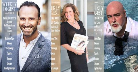 Weekly Digest Magazine and platform.Weekly Digest Magazine and platform.