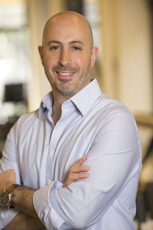 Eric Mauskopf. President of J. Pocker