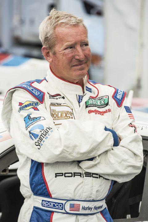 Porsche Announces Legendary Cars, Drivers, Engineers for Rennsport Reunion VI - Hurley Haywood