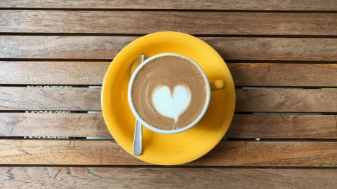 Cappuccino. How To Make This Rich, Dark Coffee