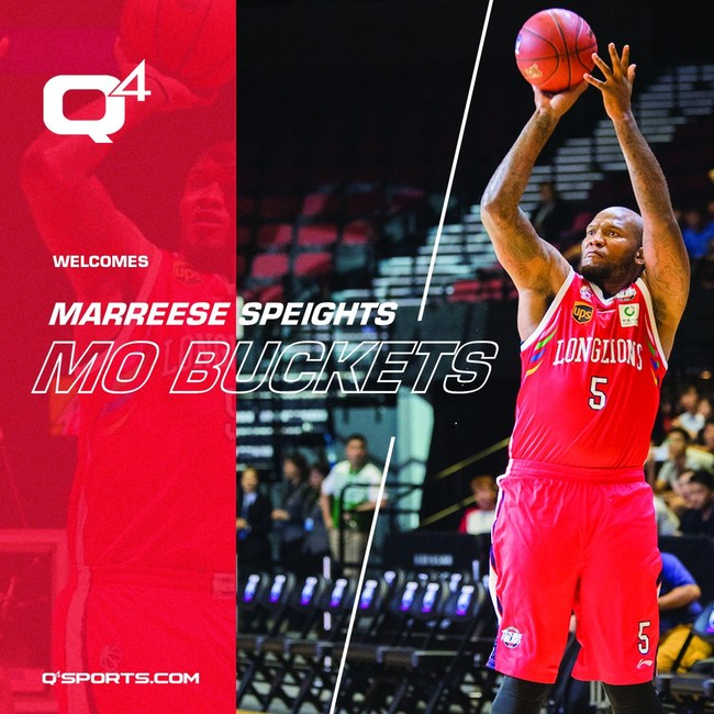 Q4 Sports welcomes Mo Speights