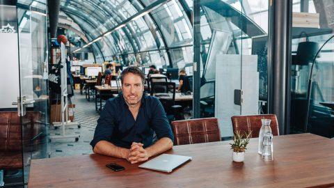 Robert Bukvic. CEO of rent24. Berlin, GERMANY