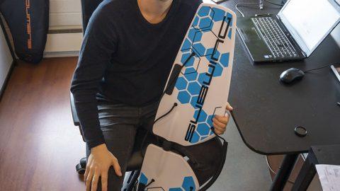 Simon Sivertsen. CEO of Subwing AS. Kristiansand, NORWAY