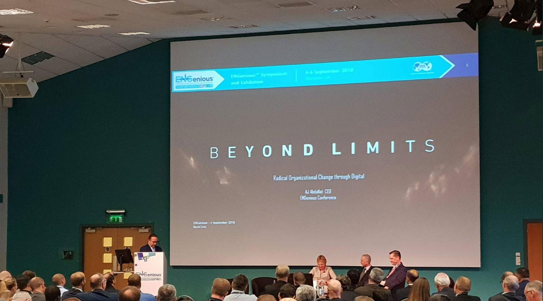 AJ Abdallat Pushing Artificial Intelligence Beyond Limits