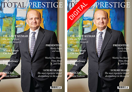 Totalprestige Magazine print and digital edition