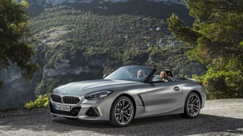 The roadster, reloaded. The New BMW Z4