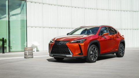 The All-New 2019 Lexus UX