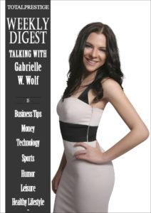 WEEKLY DIGEST - Gabrielle W. Wolf