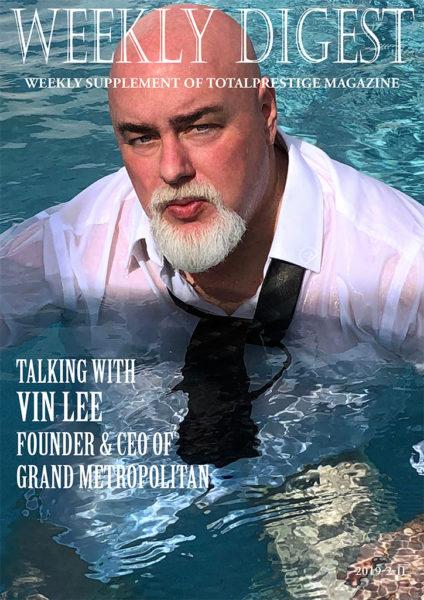 Weekly Digest - Talking with Vin Lee
