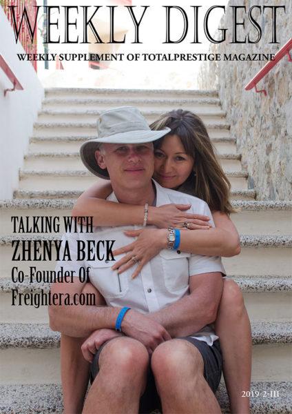 Zhenya Beck