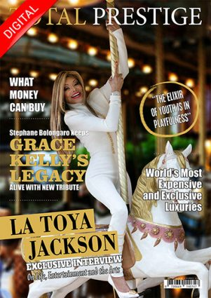 La Toya Jackson - Digital Issue