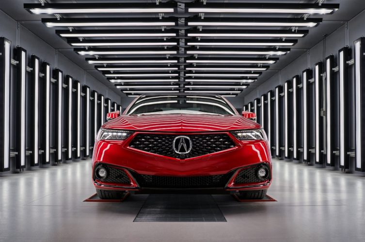 Acura 2020 TLX PMC Edition