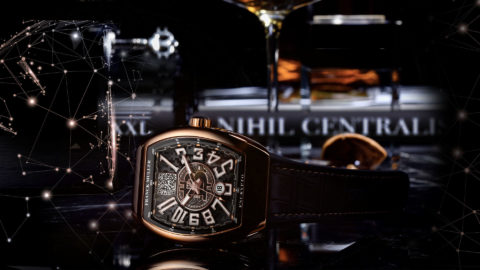 Franck Muller Launches the Encrypto, World's First Functional Bitcoin Watch