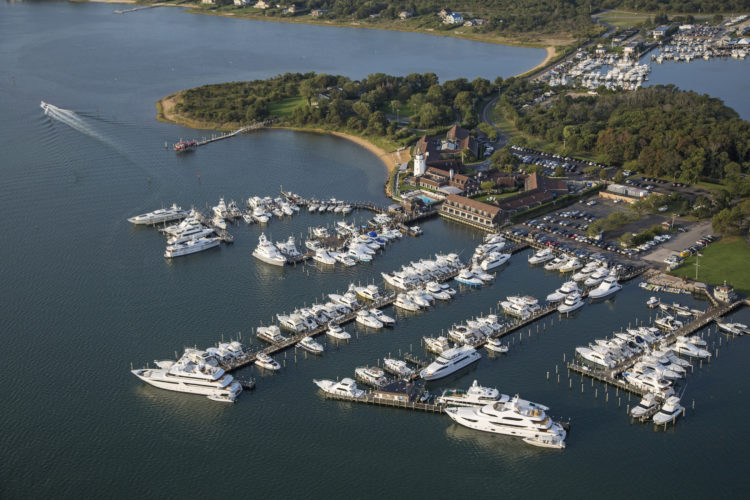 Montauk Yacht Club and Resort in Montauk NY