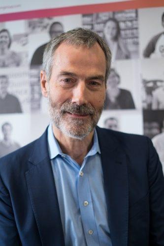 Michel Larroche CEO of Materne North America