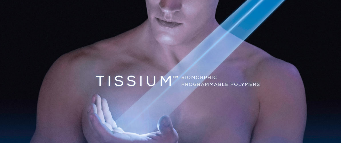 TISSIUM branding reflects broader focus on tissue reconstruction