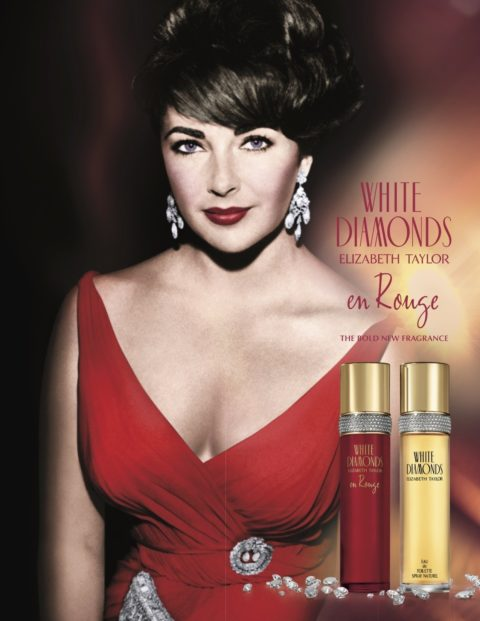 Indulge in Bold Glamour with the New Elizabeth Taylor Fragrance