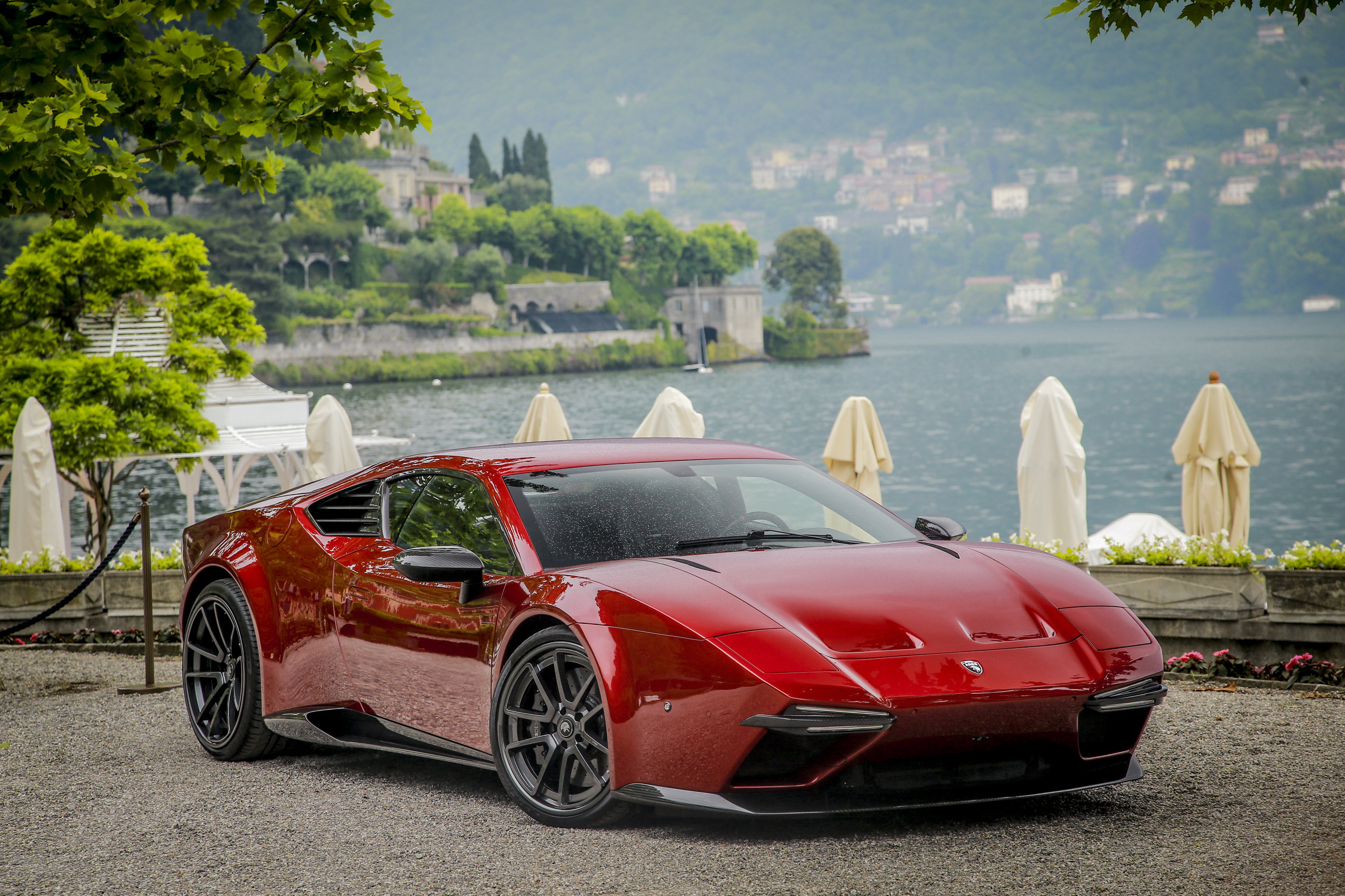 ARES Design Unveils the Panther ProgettoUno