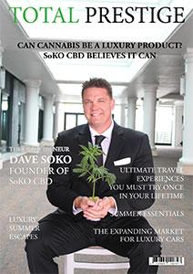 On cover David Soko