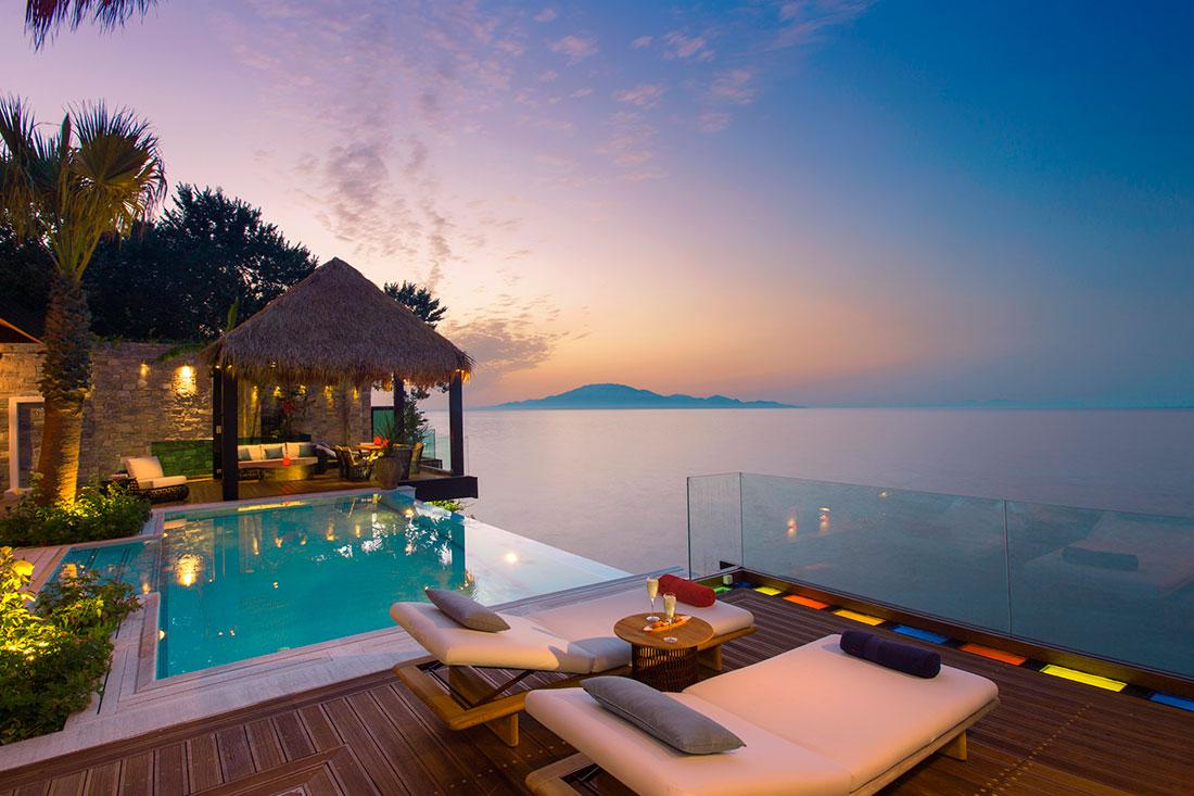 Expériences de voyage de luxe intime