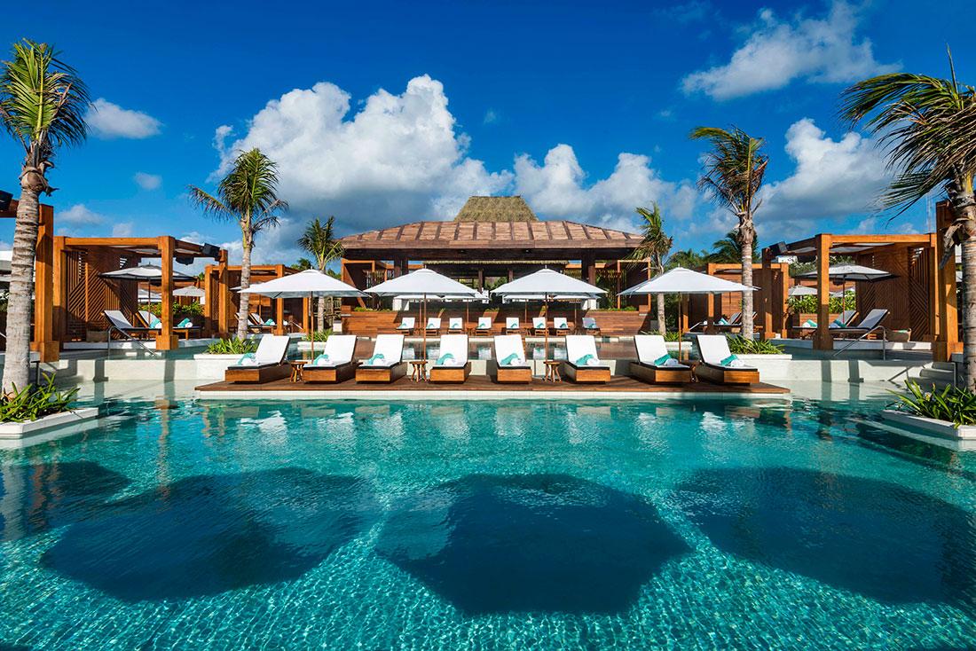 The Beach Riviera Maya
