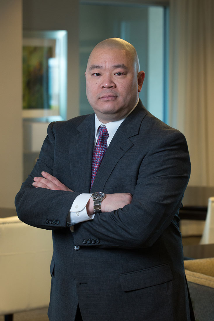 Joseph Tung. Founder of Tung Law Firm, PLLC. Texas, USA