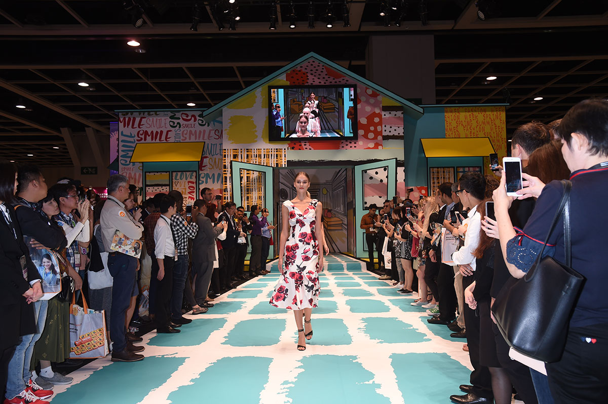 The 26th HKTDC Hong Kong Fashion Week for Spring/Summer Opens in July