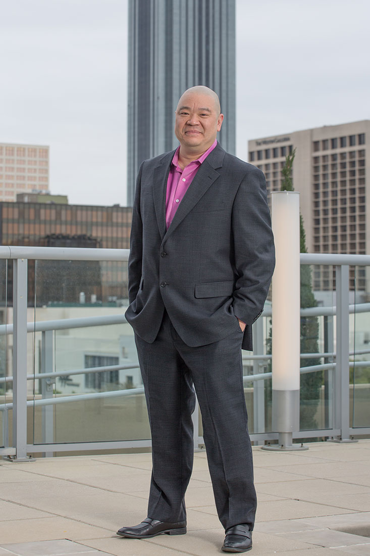 Joseph Tung Founder of Tung Law Firm, PLLC