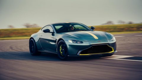 Aston Martin Vantage AMR. Pure, Engaging, Manual Performance