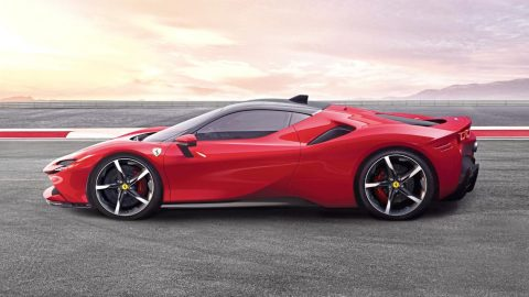 The Ferrari SF90 STRADALE. Beyond Extraordinary