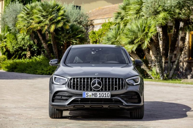 Glc 43 Amg >> The New Mercedes Amg Glc 43 4matic Models Suv And Coupe A