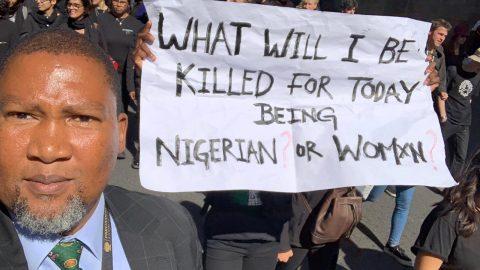 Femicide Shames South Africa!!!